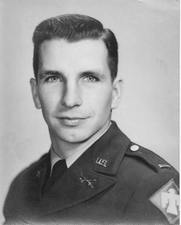 Lt. Jim Warnock, 1952