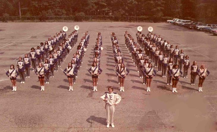 EHS Band in the 70s