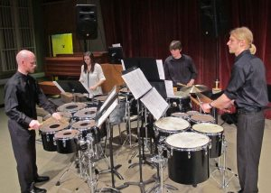 Drum ensemble