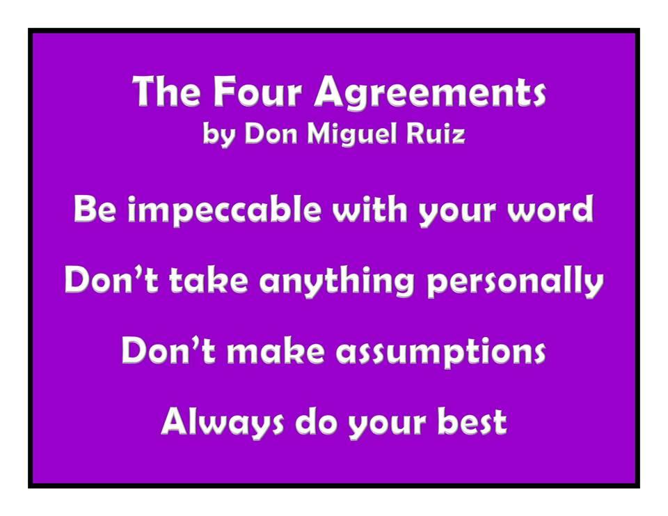 Four Agreements EHS